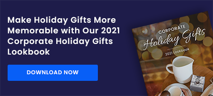 Corporate Holiday Gifts Lookbook