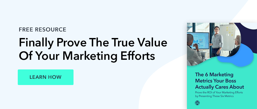 finally prove the true value of your marketing efforts - learn how
