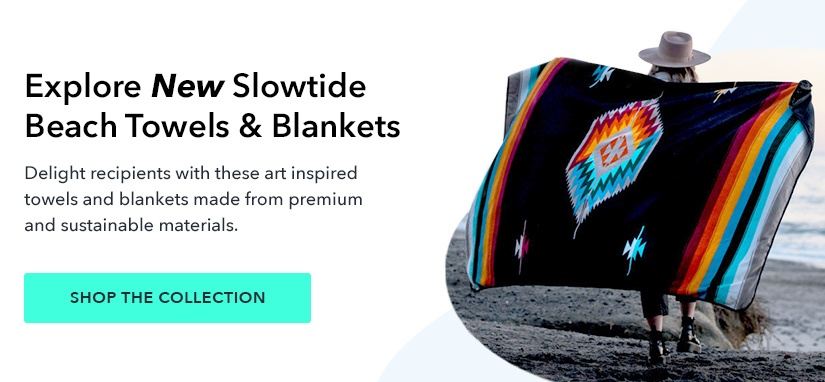 new slowtide beach towels and blankets