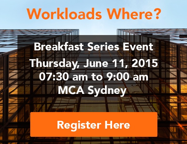 Axelera Breakfast Event - Workloads Where? - Register Here