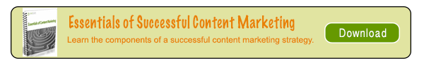 Essentials of Content Marketing eBook