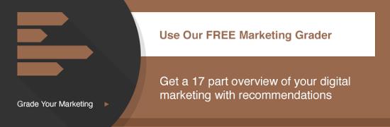 Catalyst Digital Marketing Grader