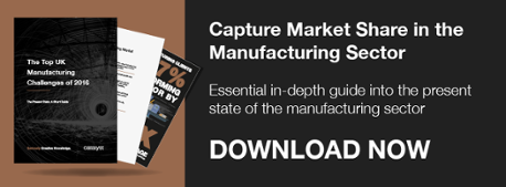 Capture Market Share in the Manufacturing Sector