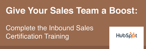 Hubspot-indbound-sales