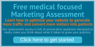 Medical Focused Marketing Assessment