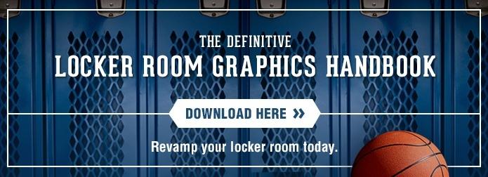 Locker Room Graphics Handbook Offer