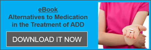 What are the alternatives to ADD medication?