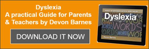 Get FREE Dyslexia iBook transcript