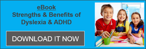 Get Strengths and Benefits of Dyslexia & ADHD eBook