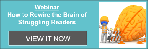 How to rewire the brain of struggling readers