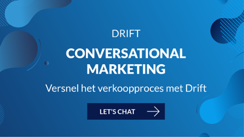 conversational marketing drift