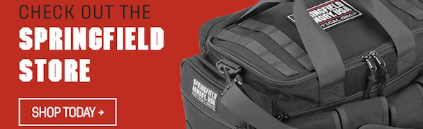 Buy Springfield Armory Gear, Accessories and Apparel