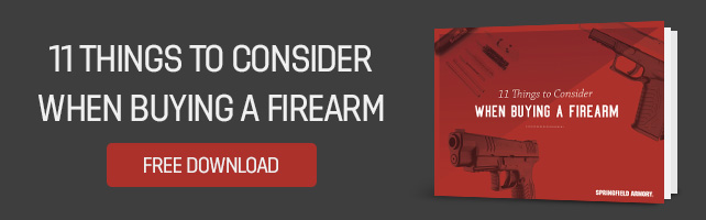 11 Things To Consider When Buying a Firearm