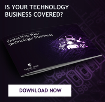 Download Franklands' Guide to protecting your technology business