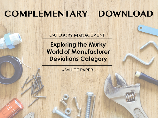 Manufacturer Deviations