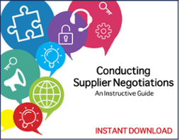 Supplier negotiation