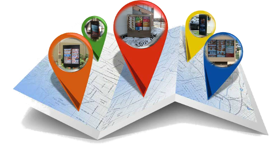 Locate an Outdoor Digital Menu Board Installation by ITSENCLOSURES