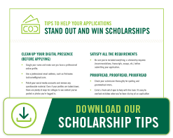Download Our Scholarship Tips