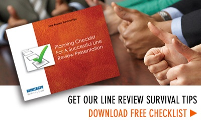 Download our checklist for a successful line review.