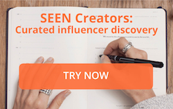 SEEN_Creators_Influencer_marketing_platform