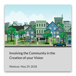 Involving the Community in the Creation of your Vision