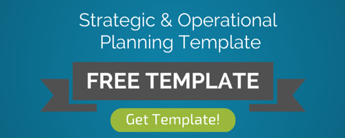 Strategic Planning Template - Envisio Strategy and Execution Solutions