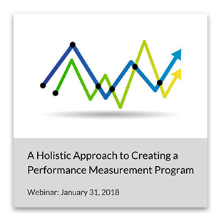 A Holistic Approach to Creating a Performance Measurement Program