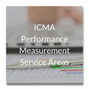 ICMA Performance Measurement Service Areas