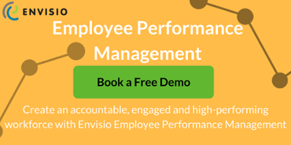 Envisio's Employee Performance Management