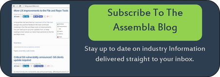 Subscribe to the Assembla Blog