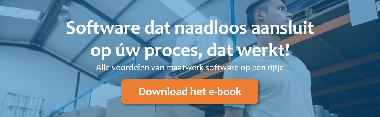 E-book voordelen van maatwerk software