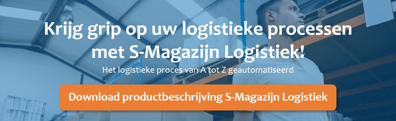 Productbeschrijving S-Magazijn Logistiek