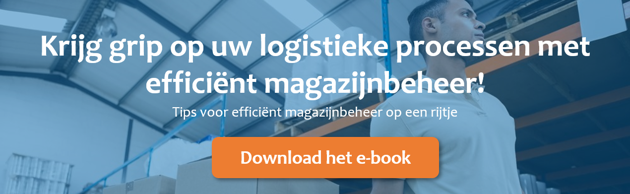 E-Book Efficiënt magazijnbeheer