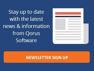 Newsletter Sign Up | Qorus Software