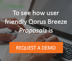 Qorus Breeze Proposals Demo