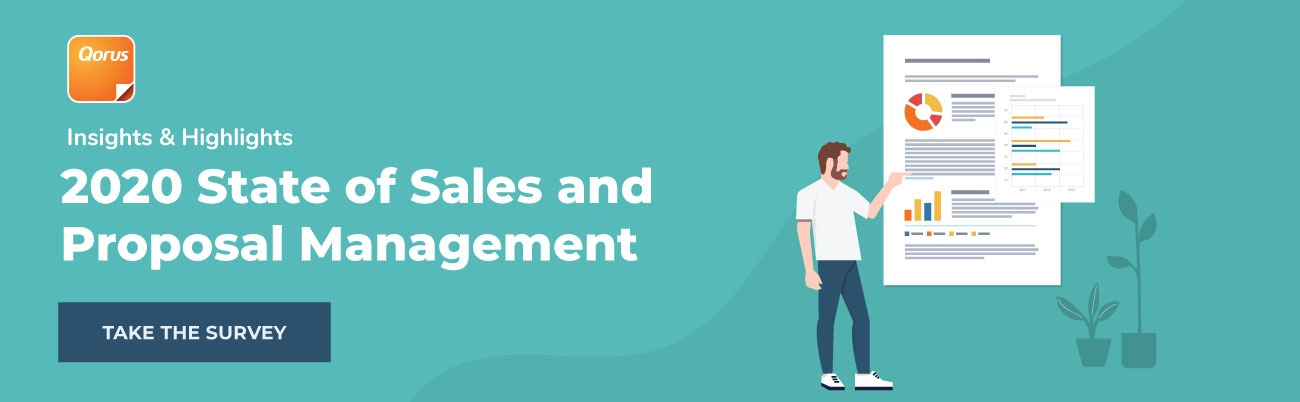 2020 State of sales and proposal management
