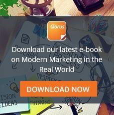 Modern marketing eBook