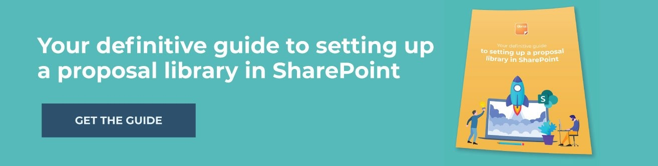 Get your guide to setting up sharepoint libraries