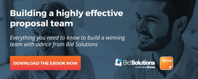Build a highly effective proposal team ebook