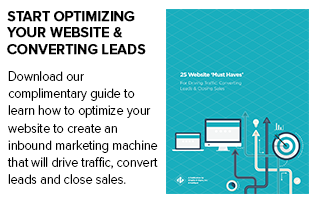 25 Website 'Must Haves' For Driving Traffic, Converting Leads & Closing Sales