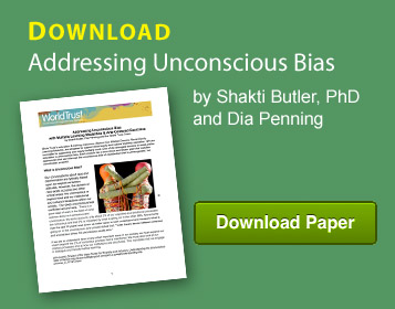 "Download ""Addressing Unconscious Bias"" from World Trust"