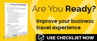 Business Travel Checklist