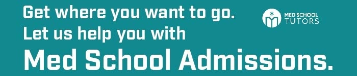 let Med School Tutors help with your med school admissions