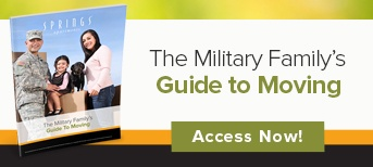 Military Family's Guide to Moving
