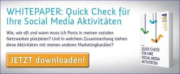 Whitepaper Quick Check Social Media Download