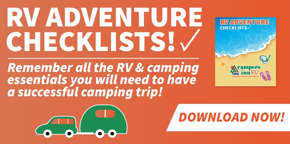 RV Adventure Checklists
