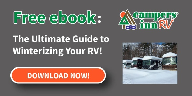 The ultimate guide to winterizing your RV