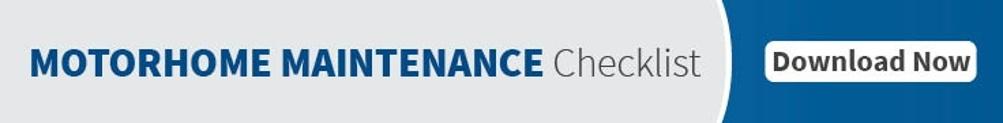 Motorhome Maintenance Checklist