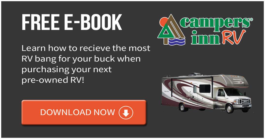Tips & tricks on buying a pre-owned RV. How to buy an RV.