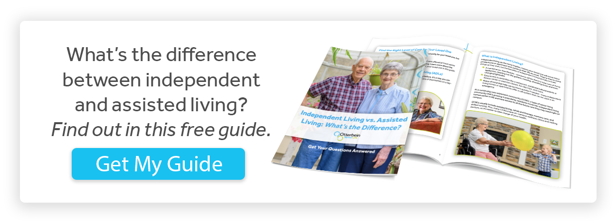 What's the difference between independent and assisted living? Find out in this free guide. - Get My Guide -